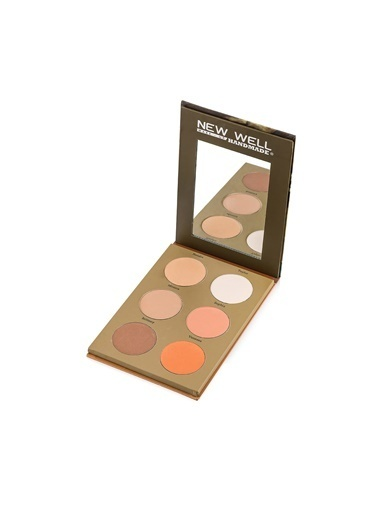 New Well Newwell Handmade Eyeshadow Nicolas 6 Lı Far Renkli